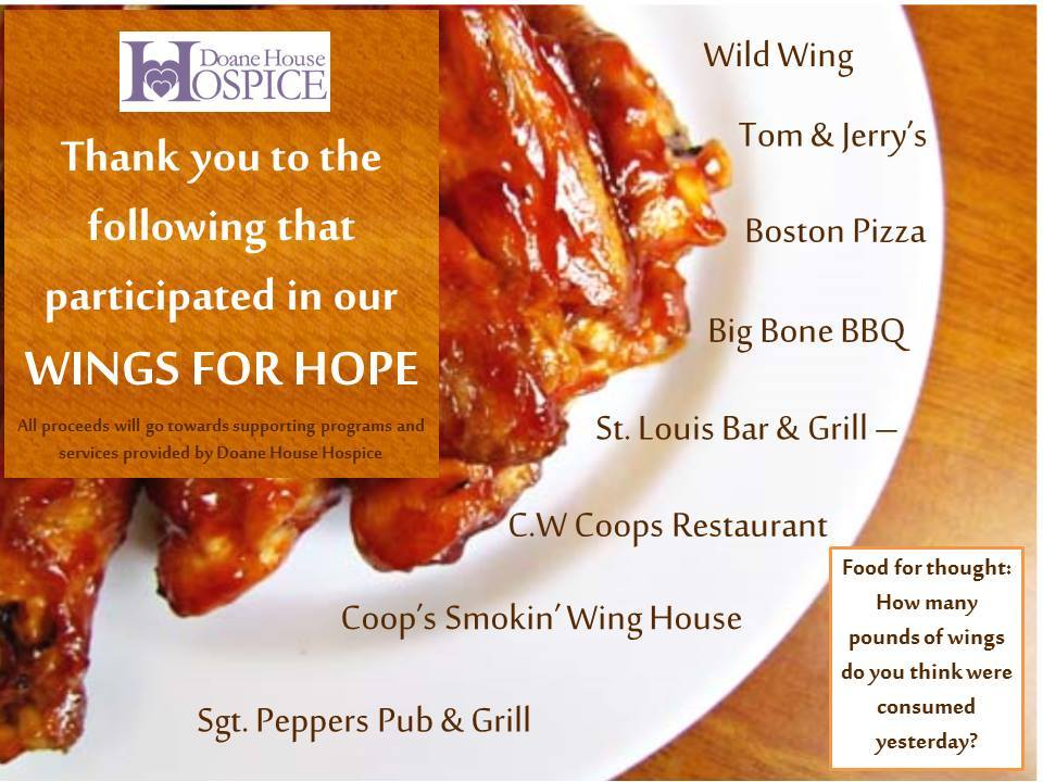 Wings for Hope 2015